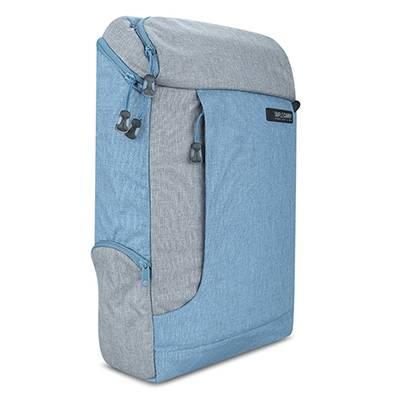 balo laptop k5 blue grey