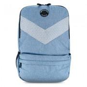 balo laptop v1 blue - 2