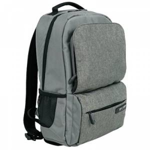 Balo laptop B2B01 Grey - mat truoc