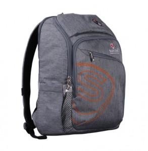 Balo laptop Sakos Rainbow I15 NG01 Grey 2