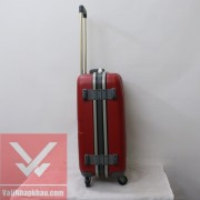 Vali keo Prince 4515 - Red - Mat canh