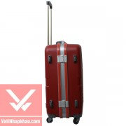 Vali keo Prince 4741 - Red - Mat canh