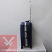 Vali keo Prince 9009A - Size 20 - Xanh - Mat khoa