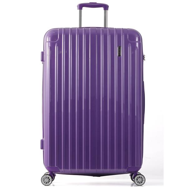 Vali keo SB9057_28_Purple mat truoc