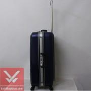 Vali keoMeganine  9009A - Xanh - Mat khoa