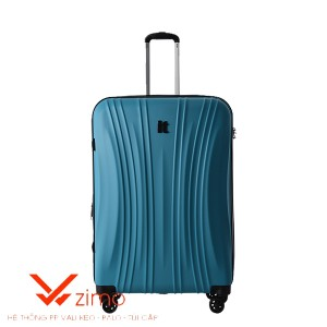 Vali du lịch it luggage Duraliton Apollo Sky Blue 1