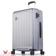 Vali keo Conwood PC090 size 28 Silver - Mat truoc