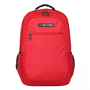 Balo laptop Simplecarry B2B17 - red