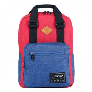 Balo laptop Simplecarry Issac4 - red