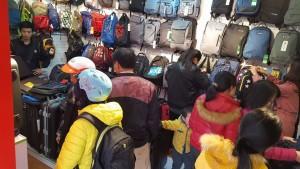 Shop ba lô du lịch zimo