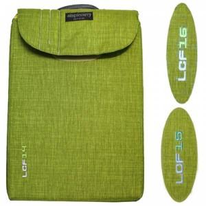 Tui chong soc Laptop LCF14 xanh com